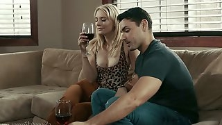 New neighbor Mona Wales is cheating on her husband with one handsome guy