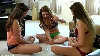 Pink Visual - Lexi Belle, Jessie Andrews Allie Haze - ...